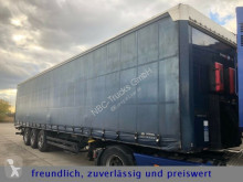 Kögel半挂车 SN 24 * XL-CODE * LIFT * LADEBORBORDWAND * 侧帘式 二手