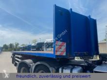 * SPA 16 L * ZWANGSGELENK * TÜV 11/20 semi-trailer used flatbed
