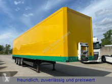 Krone box semi-trailer * SDK 27 * KOFFER * LIFT ACHSE * TÜV *