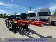 Félpótkocsi Schmitz Cargobull * SGF S3 * 3.ACHS * LIFTACHSE * ALCOA * ADR * használt alváz