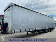 Kögel tarp semi-trailer * SN 24 * PR.PL * SAF ACHSEN * EDSCHA DACH * TÜV