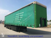 Kögel * SN 24 * PR.PL * SAF ACHSEN * EDSCHA DACH semi-trailer used tarp