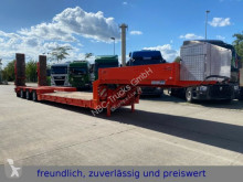 Müller-Mitteltal heavy equipment transport semi-trailer * TTS-VLL * 3.ACHS * SAF ACHSEN * LIFTACHSE *