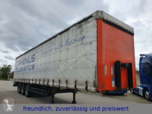 Kögel半挂车 SN24 * TAUTLINER * LIFTACHSE * 侧帘式 二手