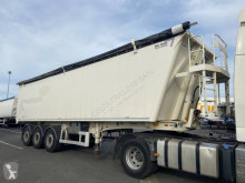 Tisvol 55m3 année 2014 portes universelles semi-trailer used cereal tipper