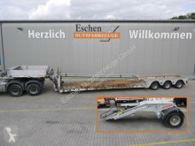 Langendorf heavy equipment transport semi-trailer SATAH 10-30/41 Tieflader & Dolly, 58t, HU 08/21