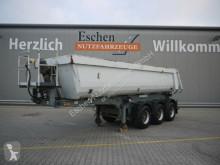 Semirremolque Schmitz Cargobull SKI 24/7,2, 22 m³, Rollplane, Podest, Luft-Lift volquete usado
