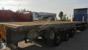 Trax semi-trailer used flatbed