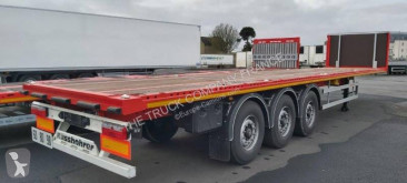 Kässbohrer flatbed semi-trailer SPS XS disponible