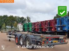 Návěs nosič kontejnerů Van Hool 3B2012 SAF APK 4-2021 20-30-40-45 Ft.