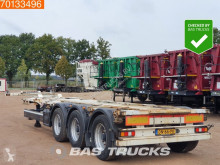 Cimc container semi-trailer SC03 2x20-1x3-1x40 Ft. Liftachse