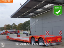 Kässbohrer heavy equipment transport semi-trailer SLL2 / 2H 18/20 5,55m Extendable Hydr. Steering Remote