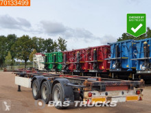Trailer Krone SDC 27 2x 20ft 1x 30ft 1x40Ft Liftachse tweedehands containersysteem