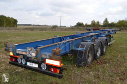 Asca semi-trailer used container
