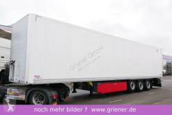 Schmitz Cargobull SKO 24/ DOPPELSTOCK / ZURRLEISTE / LASI /LIFT semi-trailer used box