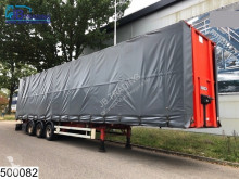 Naczepa Samro Tautliner Mega, Jumbo, Edscha trailer system, Disc brakes firanka używana
