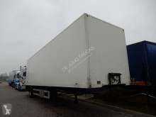 Trailer Draco City-oplegger / BPW axle tweedehands bakwagen