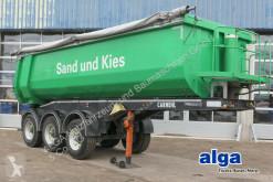 Полуремарке Carnehl CHKS/AH, Alu, 28m³, Schlammdicht, Liftachse самосвал втора употреба