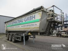 Schmitz Cargobull billenőkocsi félpótkocsi Kipper Stahlrundmulde 36m³