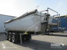 Schmitz Cargobull tipper semi-trailer Kipper Stahlrundmulde 24m³