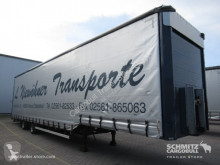 H&W tautliner semi-trailer Curtainsider gekröpft