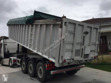 Tisvol tipper semi-trailer Basculante aluminio