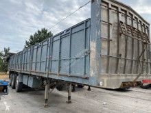 Montenegro semi-trailer used tipper