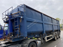 LAG L024 04 DA - 50 M3 semi-trailer used tipper