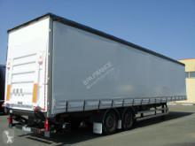Sættevogn palletransport Fruehauf SR SAVOYARDE