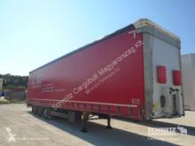 Sættevogn glidende gardiner Schmitz Cargobull Curtainsider Mega