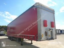 Schmitz Cargobull függönyponyvaroló félpótkocsi Curtainsider Mega