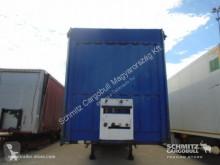 Krone függönyponyvaroló félpótkocsi Curtainsider Standard