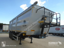 Semi remorque Wielton Tipper Steel-square sided body 56m³ benne occasion