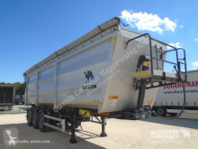 Semi remorque benne Wielton Tipper Steel-square sided body 56m³