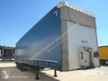 Yarı römork sürgülü tenteler (plsc) Schmitz Cargobull Varios Curtainsider