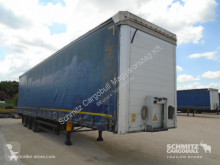 Semirremolque lonas deslizantes (PLFD) Schmitz Cargobull Curtainsider Mega