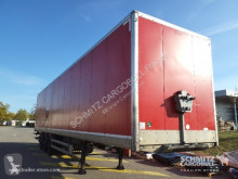 Samro box semi-trailer Fourgon express Porte relevante Hayon