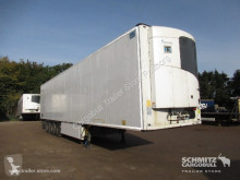 Schmitz Cargobull Tiefkühlkoffer Standard Ladebordwand semi-trailer used insulated