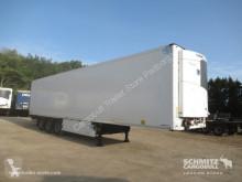 Félpótkocsi Schmitz Cargobull Tiefkühlkoffer Standard Doppelstock használt izoterm