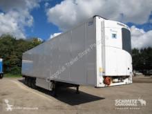 Schmitz Cargobull Tiefkühlkoffer Multitemp Doppelstock semi-trailer used insulated