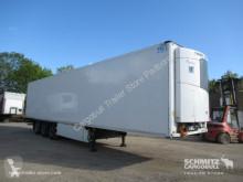 Trailer Schmitz Cargobull Tiefkühlkoffer Multitemp Doppelstock Trennwand tweedehands isotherm