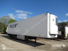 Schmitz Cargobull Tiefkühlkoffer Fleischhang semi-trailer used insulated