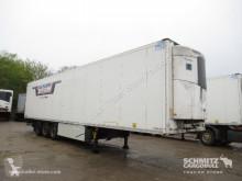 Yarı römork Schmitz Cargobull Tiefkühlkoffer Fleischhang izoterm ikinci el araç