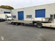 Veldhuizen flatbed semi-trailer Semi dieplader, BE- oplegger, 10 ton