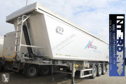 Menci semirimorchio ribaltabile 45m3 usato semi-trailer used cereal tipper