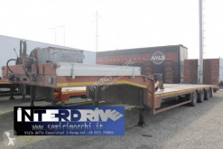 De Angelis carrellone rampe idrauliche verricello usato semi-trailer used heavy equipment transport