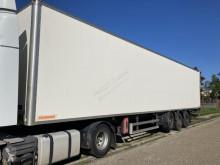 Полуприцеп Fruehauf Fourgon HAYON RIDEAU FIT фургон фургон с покрытием polyfond б/у