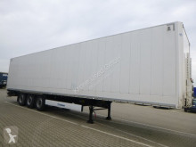 Krone box semi-trailer Koffersattelauflieger SDK 27 eLB4-STG