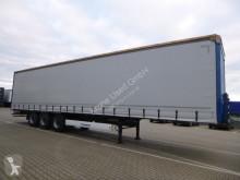 Semi reboque caixa aberta com lona Krone SDP Schiebeplanen Sattelauflieger 27 eLB4-CS