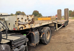 Castera S/R 34T CAST semi-trailer used heavy equipment transport